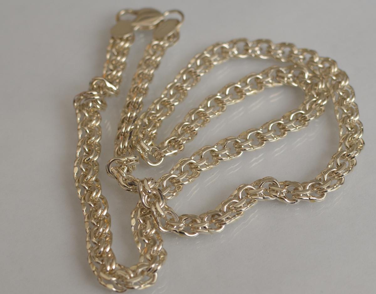 Серебряная цепочка для мужчины: не промахнитесь